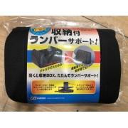 日本 SANSHO 汽車用多功能腰墊雜物箱