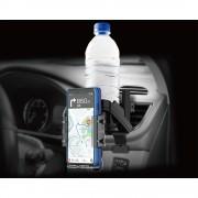 日本 SEIKO 汽車用碳纖冷氣出風口專用杯架飲品架手機架電座