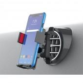 日本 SEIKO 汽車用冷氣出風口專用手機架電話座開口型