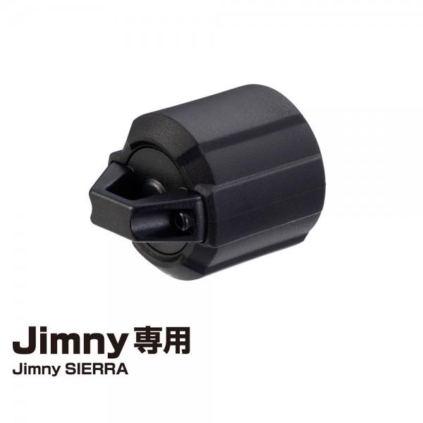 日本 SEIKO SUZUKI JIMNY SIERRA 64W 74W 專用車尾胎鈴中心鏍絲裝飾套保護套