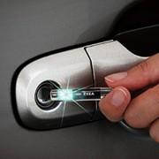 日本 SEIKO 汽車用迷你除靜電消靜電匙扣