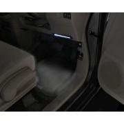 日本 SEIKO 汽車用太陽能LED開門燈裝飾燈