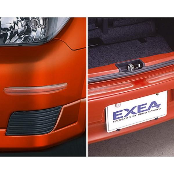 日本製 SEIKO 出品 汽車用頭唇BUMPER門邊尾門車身透明防撞條防撞貼