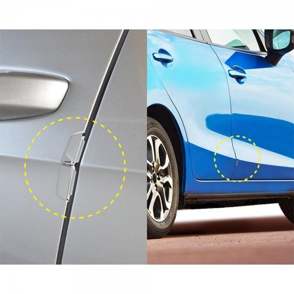 日本製 SEIKO 汽車用車身車門防撞條透明防撞貼 ( 4件裝 )