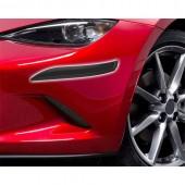 日本製 SEIKO 汽車用頭唇BUMPER門邊尾門車身碳纖紋防撞條防撞貼