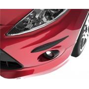 日本 SEIKO 汽車用 BUMPER 車身防撞條裝飾條鯊魚旗保護條一對裝 ( 黑色)