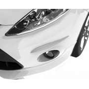 日本 SEIKO 汽車用 BUMPER 車身防撞條裝飾條鯊魚旗保護條一對裝 ( 白色)