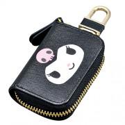 日本 SEIWA 汽車用KUROMI 黑色鎖匙包車匙套智能鑰匙蓋
