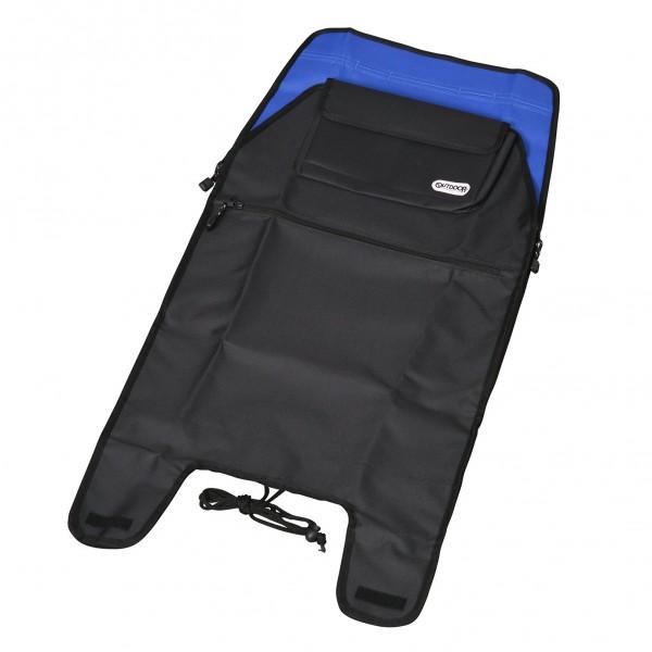 日本 SEIWA x OUTDOOR 汽車用椅背雨傘袋防污墊防踢墊 ( 可放5把雨傘 )
