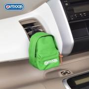 日本 SEIWA x OUTDOOR 汽車用出風口書包背囊香水香薰香座擺設