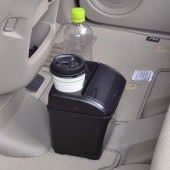 日本製 SEIWA 汽車用雜物箱收納箱垃圾桶杯架