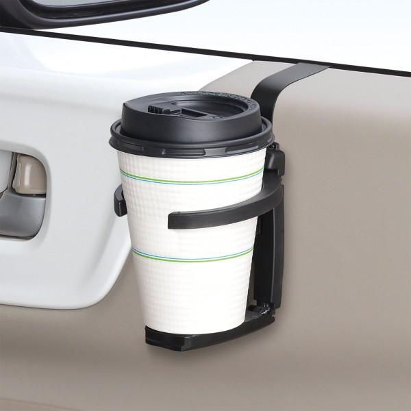 日本 SEIWA 汽車用車內窗邊後座杯架飲品架杯座