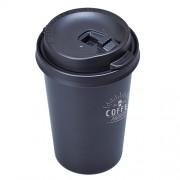 日本 SEIWA 汽車用車內大容量咖啡杯型煙灰缸
