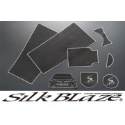 日本 SILKBLAZE 豐田 PRIUS 30系 專車專用防滑墊