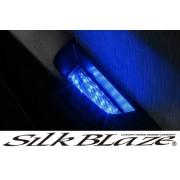 日本 SILKBALZE 豐田 HIACE 200系 車內門邊扶手LED裝飾燈 ( 白光 / 藍光 )