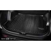 日本 SILKBLAZE 豐田 TOYOTA RAV4 50系 汽車用尾箱防水防污膠墊尾箱墊地毯地膠
