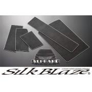 日本 SILKBLAZE 豐田 ALPHARD 20系 專車專用防滑墊