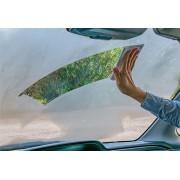 日本製 SOFT99 汽車用擋風玻璃清潔布防霧劑去污去漬防霧魔術布