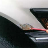 日本製 SOFT99 汽車用車身金屬去銹漬組合套裝