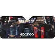 意大利 SPARCO 汽車用擋風玻璃隔熱擋太陽擋遮陽擋賽車款