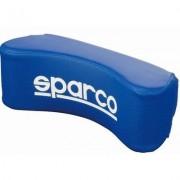 意大利 SPARCO 汽車用藍色超舒適賽車頸枕