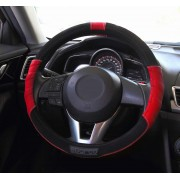意大利 SPARCO 汽車用賽車款軚環套軚盤套紅黑色