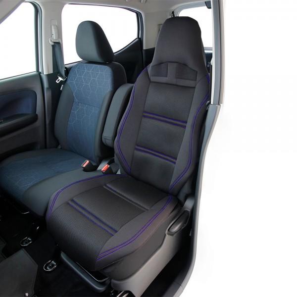 日本 TOMBOY 汽車用賽車椅款式桶椅椅套皮質網質 ( 紅 / 藍可選 )