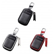 日本 TRD 豐田 TOYOTA 汽車用 碳纖紋 KEYLESS 車匙套車匙保護套車匙扣 ( 3色可選 )