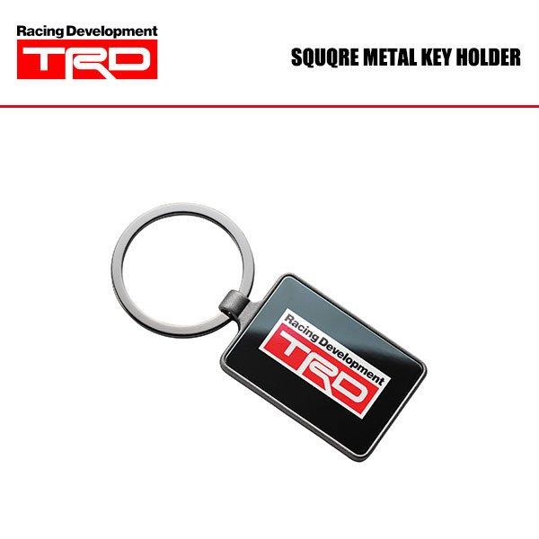 日本 TRD 豐田 TOYOTA 汽車用金屬車匙扣