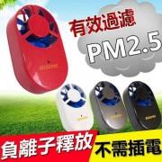 台灣製 風力發電 負離子 空氣清淨機 ( 第二代 )