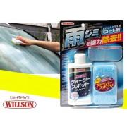 日本 WILLSON 汽車用玻璃深層清潔劑