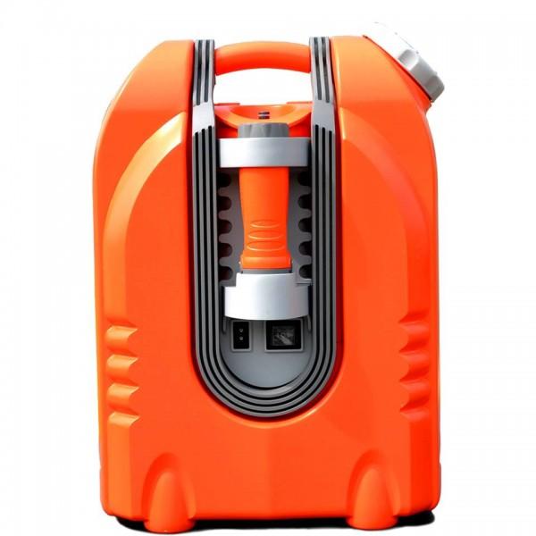 第二代 汽車用 便攜式 儲水 攜帶 充電式 洗車機 20L 大容量 (鋰電版)