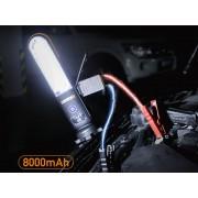 WORX 汽車用多功能多用途無線12V 救車寶過江龍電筒求救燈充胎器維修燈