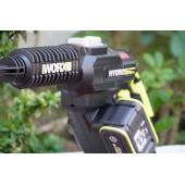 WORX 無線無碳刷高壓水槍強力洗車機洗車槍噴水機射水槍 WU630 --- 第二代