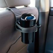 日本 YAC 汽車用負離子臭氧空氣靜化機空氣清新機