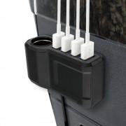 日本 YAC 12V汽車用一拖四USB點煙器分插USB手機充電器
