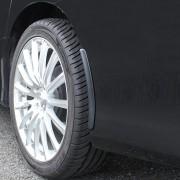 日本 YAC 汽車輪邊專用防泥擋