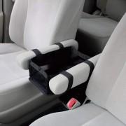日本 YAC 汽車用中座雜物袋