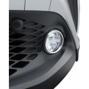 日本 YAC 豐田 TOYOTA C-HR CHR ZYX10 NGX50 專用霧燈電鍍裝飾框改裝 ( 1對裝 )