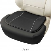 日本 BONFORM 汽車用 涼快 冷感 透氣座椅墊坐墊半包坐椅墊 ( 可洗 )