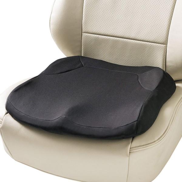 日本 BONFORM 汽車用3D立體成形座椅座墊坐椅坐墊