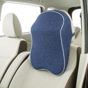 日本 BONFORM 汽車用超適頭枕頸枕