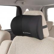 日本 BONFORM  x PHITEN 汽車用水溶性低反発透氣舒適頸枕頸墊頭枕