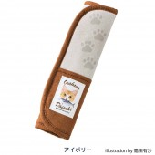 日本 BONFORM 汽車用 貓仔 小貓 家貓 安全帶套