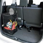 日本 BONFORM  汽車用可伸縮尾箱網袋