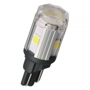 日本 CARMATE 汽車用 T10 LED 汽車細燈房燈牌燈白光 6500K 300LM (一對裝)