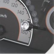 日本 CARMATE 汽車用儀表按鈕閃石電鍍裝飾 SWAROVSKI 施華洛世奇