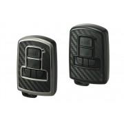 日本 CARMATE TOYOTA 豐田車汽車用車匙套智能鑰碳纖紋匙蓋 NOAH VOXY 80系 SIENTA 170系