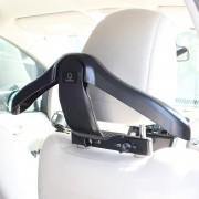 日本 CARMATE 汽車用椅背專用衣架