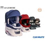 日本製 CARMATE NT2 CAR SEAT 兒童汽車安全座椅